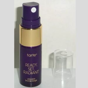 5/$25 Tarte Ready Set Radiant Skin Mist New